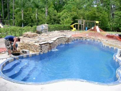 Jacksonville Viking Pool Dealer Fiberglass Pros Amp Cons